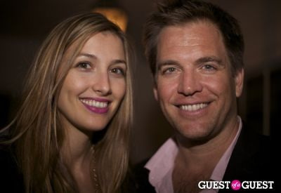 michael weatherly in Aleim Magazine 3rd Issue Launch Party