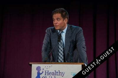 michael weatherly in Healthy Child Healthy World 23rd Annual Gala
