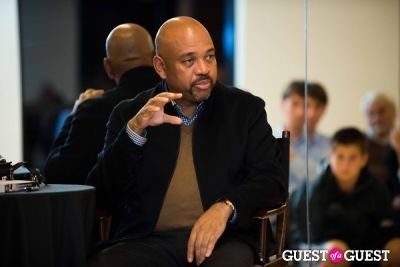 michael wilbon in Writers on the Row - Day 1