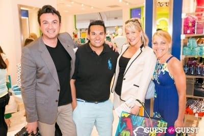 michael woestehoff in C. Wonder Hosts Caroline Manzo