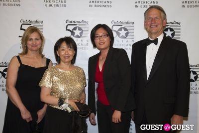 michele konrad in Outstanding 50 Asian Americans in Business 2013 Gala Dinner