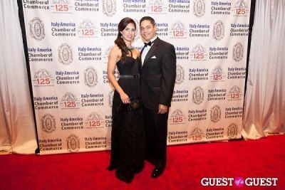 charles donado in Italy America CC 125th Anniversary Gala
