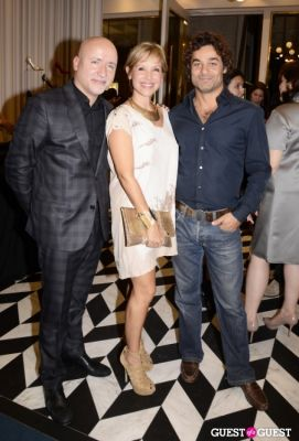 michelle areces in Sergio Rossi Party at Bal Harbour Shops