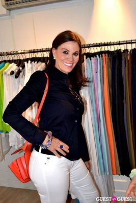 michelle carlino-brown in Same Sky Trunk Show and Cocktail Party