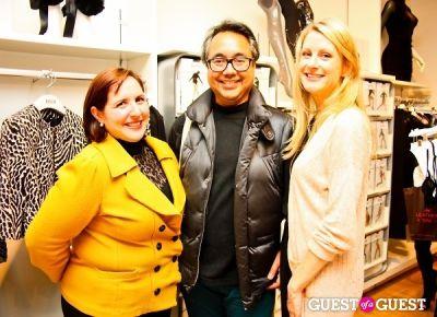 rebecca bullen in Wolford's Shapewear is as Fabulous as Their Legwear Event