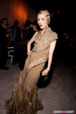 michelle harper in New Museum Spring Gala After Party