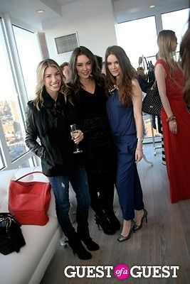 michelle hellman-cohen in Vogue & Escada Party