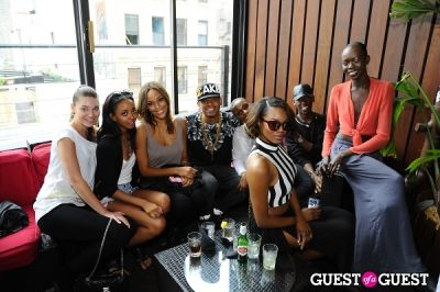 cherie camacho in Everyday People Brunch at The DL Rooftop celebrating Chef Roble's Birthday