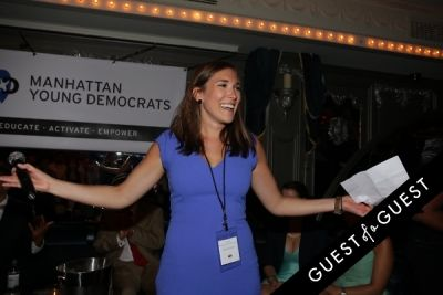 michelle hinchey in Manhattan Young Democrats: Young Gets it Done