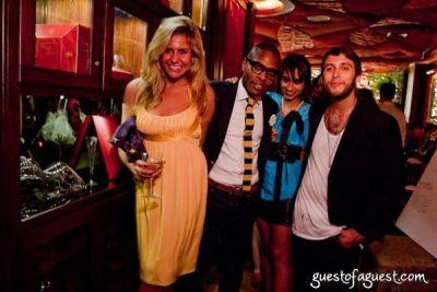 simmy swinder in Lauren Rae Levy's Birthday Celebration