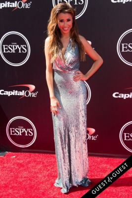 michelle marie in The 2014 ESPYS at the Nokia Theatre L.A. LIVE - Red Carpet