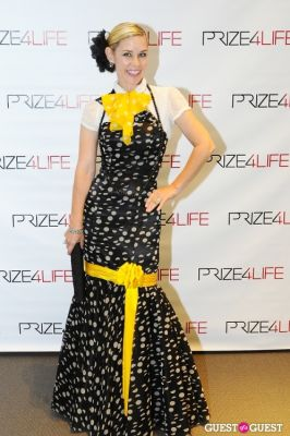 michelle marie-heinemann in The 2013 Prize4Life Gala