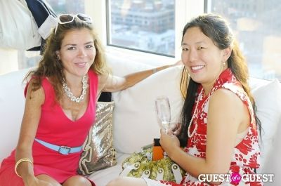 sylvia lee in IvyConnect Presents: A Private Sunset Cocktail Reception