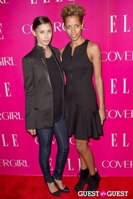 carly cushnie in ELLE Women In Music Issue Celebration