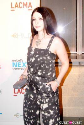 michelle trachtenberg in UNICEF Next Generation LA Launch Event