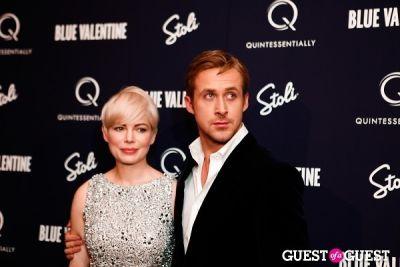 ryan gosling in Blue Valentine Premiere