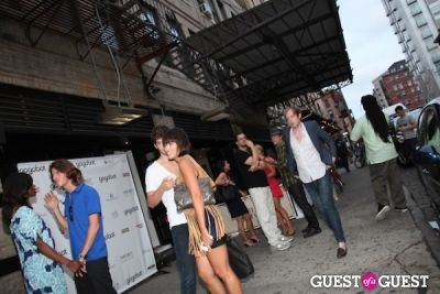 michoel jones in Gogobot's A Taste of St. Tropez + Nuit Blanche at Beaumarchais