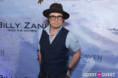 mick rossi in Preview Party for Billy Zane's Solo Art Exhibition: