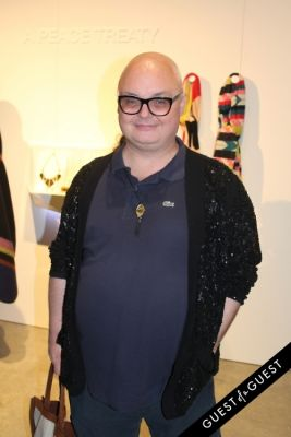 mickey boardman in CFDA + Target Accessories Incubator NYFW