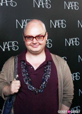 mickey boardman in NARS Cosmetics Launch