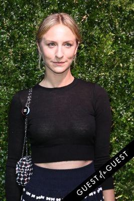 mickey sumner in Chanel's Tribeca Film Festival Artists Dinner