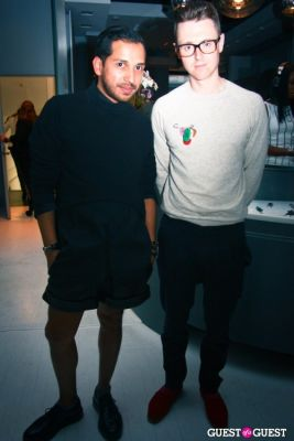 tom jackson in INTERVIEW, Peter Brant II & Harry Brant Host Jitrois Pop-Up Store Opening