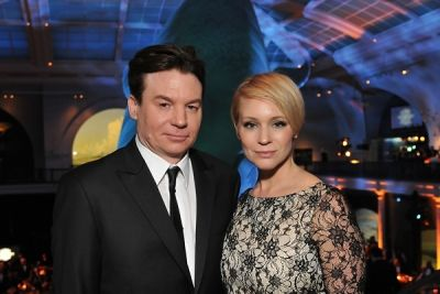 mike myers in American Museum of Natural History Gala 2014