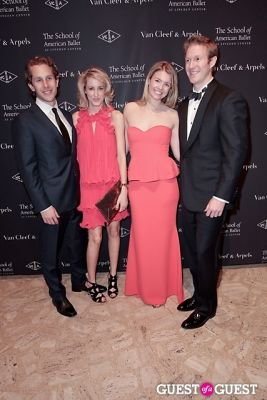 alexandra martin in The School of American Ballet Winter Ball: A Night in the Far East