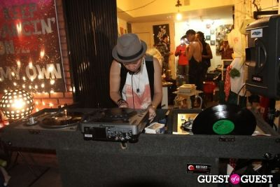 "mike rojas in Feed A Model Presents: ""Last Night A DJ Saved My Life"""
