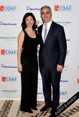 mila festekjian in Children of Armenia Fund 11th Annual Holiday Gala