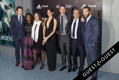 jai courtney in Insurgent Premiere NYC