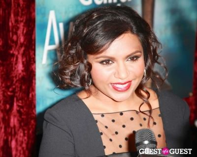 mindy kaling in 2013 Writers Guild Awards L.A. Ceremony