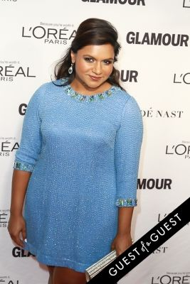 mindy kaling in Glamour Magazine Women of the Year Awards