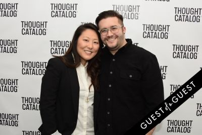 mink choi in Thought Catalog Hosts The Book Launch