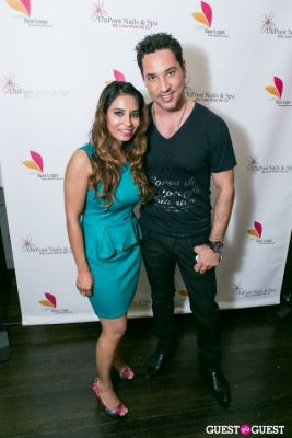amanda williams-vasquez in Spa Logic Grand Opening