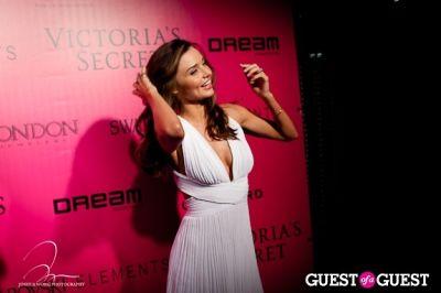 miranda kerr in Victoria's Secret 2011 Fashion Show After Party
