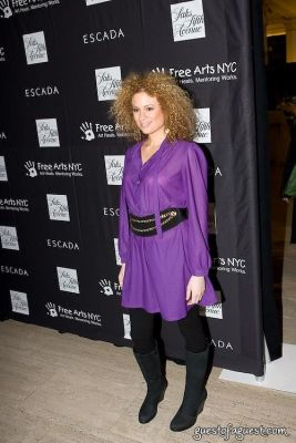 miri ben-ari in Escada Event at Saks Fifth Avenue