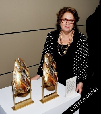miriam ellner in The Museum of Arts and Design's MAD Ball 2014