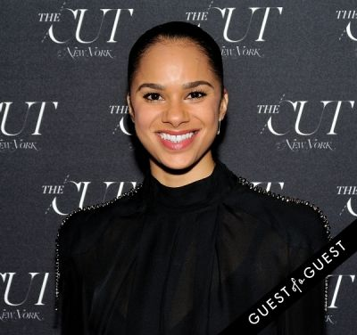 misty copeland in The Cut - New York Magazine Fashion Week Party
