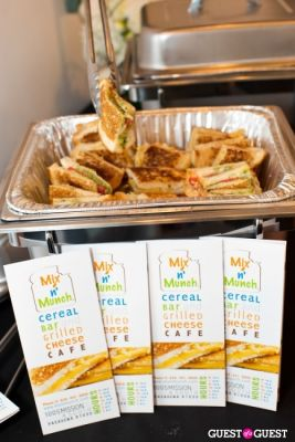 mix n--munch in Brave Chick B.E.A.M. Award Fashion and Beauty Brunch