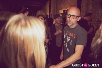moby in Private Reception of 'Innocents' - Photos by Moby