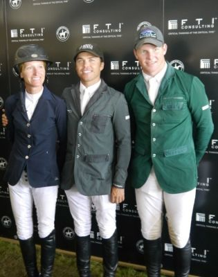 shane sweetnam in 37th Annual Hampton Classic