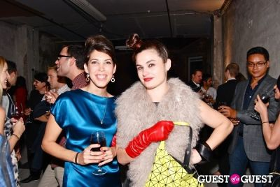 molly baum in BOFFO Building Fashion Opening Reception