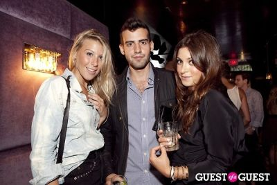 molly howard in Aliomi Launch Party