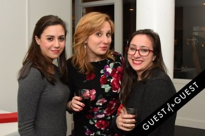 ariel kanter in Thought Catalog Hosts The Book Launch