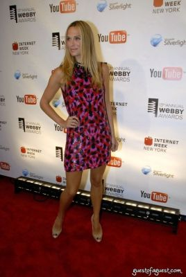molly sims in 13th Annual Webby Awards