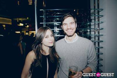 lee ellis in Warby Parker Upper East Side Store Opening Party