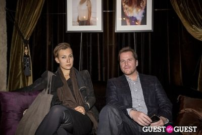 monika bielskyte in LAND Celebrates an Installation Opening at Teddy's in the Hollywood Roosevelt Hotel