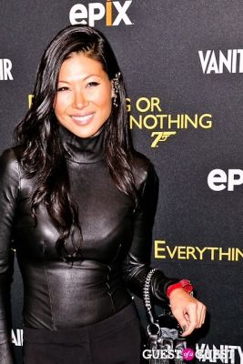 monika chiang in EPIX & Vanity Fair Present: Documentary, 50 Years of James Bond
