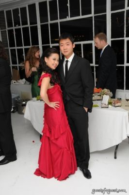 ray kim in The Pointe Suite Art Ball